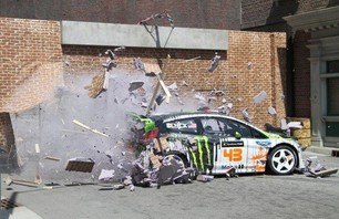 Gymkhana Four Megamercial Behind The Scenes Photo 0001