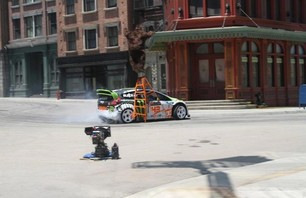 Gymkhana Four Megamercial Behind The Scenes Photo 0006