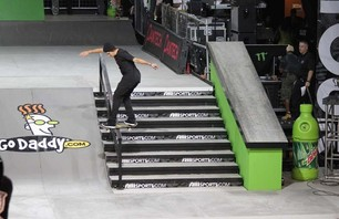 Vegas Dew Tour 2011 - Skate Street Finals Gallery Photo 0005