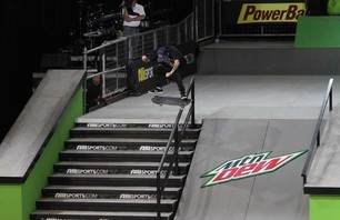 Vegas Dew Tour 2011 - Skate Street Finals Gallery Photo 0008