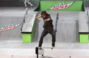 Vegas Dew Tour 2011 - Skate Street Finals Gallery Photo 0009