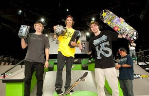 Vegas Dew Tour 2011 - Skate Street Finals Gallery Photo 0012