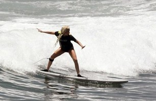 Celebrities who Surf - Part 2