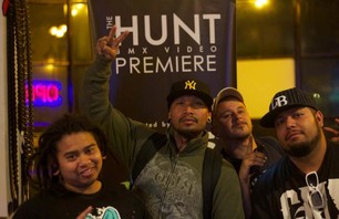 The Hunt BMX - Long Beach Premiere Gallery