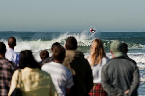 Rip Curl Pro Search San Fran - Day 1 Gallery 2011