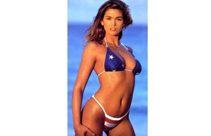 Star Spangled Banner Bikini Girls Gallery