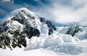 Amazing Avalanche Photos
