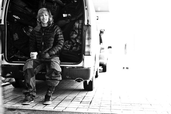 Kevin Pearce Photo Album
