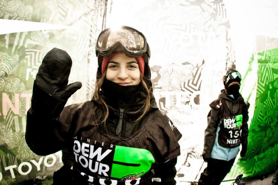 Dew Tour Pipe Practice Gallery