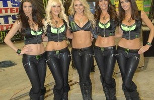 Girls of Supercross Gallery