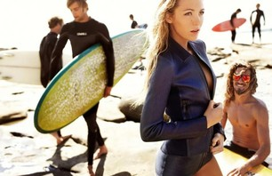 Blake Lively Surfer Girl Gallery