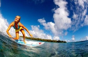 World\'s Best Female Surfer - Super Gallery