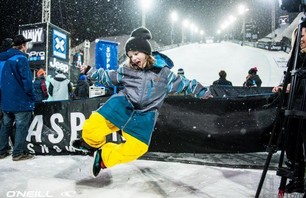 O\'Neill at X Games
