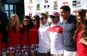 Ryan Sheckler Celebrity Golf Tourney 2012 Photo 0001