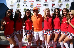 Ryan Sheckler Celebrity Golf Tourney 2012 Photo 0008