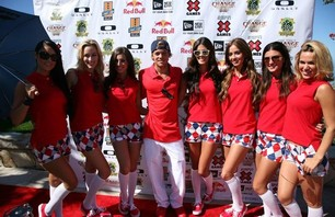 Ryan Sheckler Celebrity Golf Tourney 2012