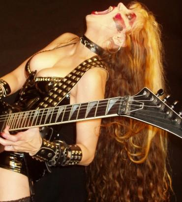 Guitar Playing Goddesses Gallery