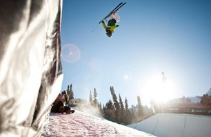 Winter Dew Tour Championships - Ski Pipe Prelims Gallery Photo 0002