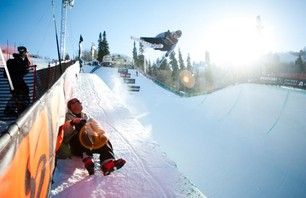Winter Dew Tour Championships - Ski Pipe Prelims Gallery Photo 0003