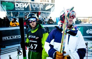 Winter Dew Tour Championships - Ski Pipe Prelims Gallery Photo 0004