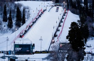Winter Dew Tour Championships - Ski Pipe Prelims Gallery Photo 0005