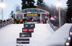 Winter Dew Tour Championships - Ski Pipe Prelims Gallery Photo 0008
