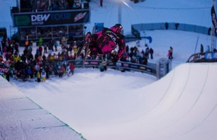 Winter Dew Tour Championships - Ski Pipe Prelims Gallery Photo 0010