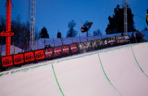 Winter Dew Tour Championships - Ski Pipe Prelims Gallery Photo 0011