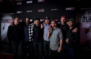 Red Bull\'s Art of Flight 3D Los Angeles Premiere Photo 0006
