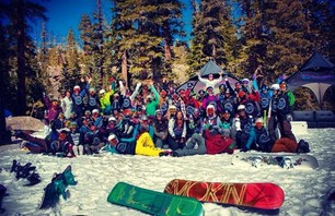 Another Epic Weekend at the Oakley Progression Sessions: Mammoth Gallery