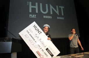 The Hunt BMX World Premiere