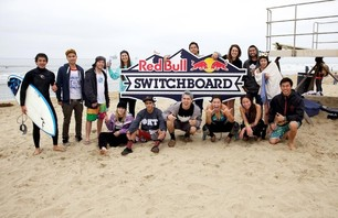 [Photo Gallery]: Red Bull Switchboard\'s Ultimate Action Sports Dream Day