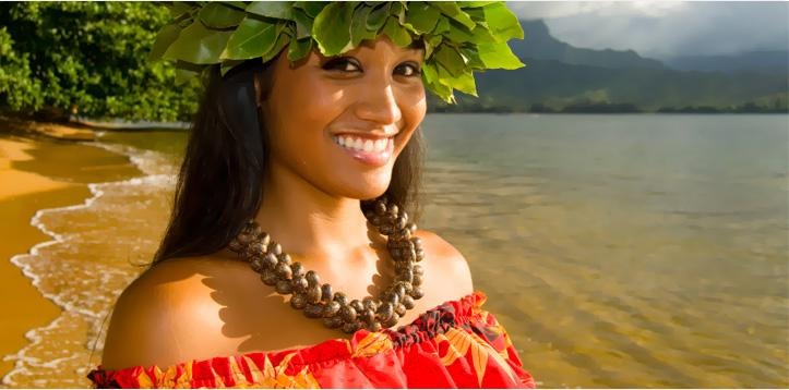 Stunning Super Hotties of the South Pacific