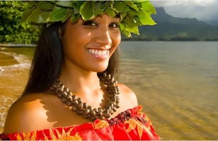 Stunning Ladies of the South Pacific