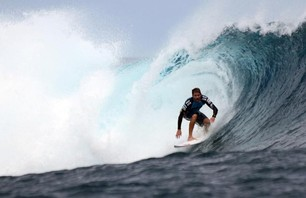 Billabong Pro 2012 - Teahupoo Delivers on Day 1 Photo 0009