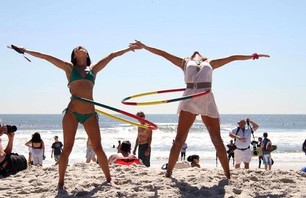 Girls Who Love Hula Hoops Gallery
