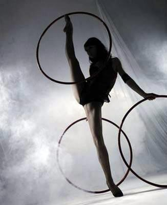Girls Love Hula Hoops Gallery