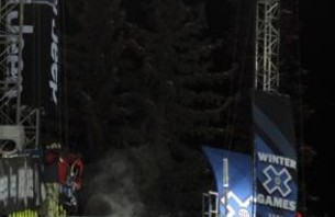 X Games Pipe Finals