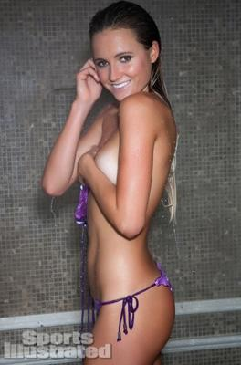Surfer Alana Blanchard Smokes in SI\'s Swimsuit Issue