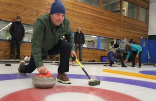 Red Bull Ultra Natural Curling Party