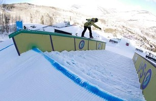 Burton US Open - Women\'s Slopestyle Semis Gallery Photo 0005