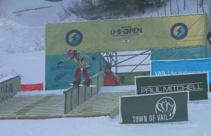 Burton US Open - Women\'s Slopestyle Semis Gallery Photo 0003