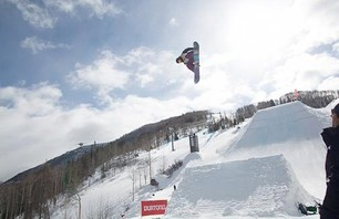 Burton US Open - Women\'s Slopestyle Semis Gallery Photo 0011