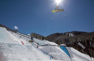 Burton US Open - Men\'s Slopestyle Semis Gallery Photo 0001