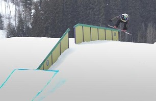 Burton US Open - Men\'s Slopestyle Semis Gallery Photo 0003