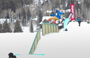 Burton US Open - Men\'s Slopestyle Semis Gallery Photo 0004