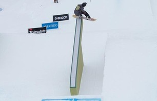 Burton US Open - Men\'s Slopestyle Semis Gallery Photo 0009