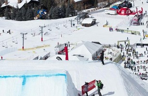 Burton US Open - Men\'s Slopestyle Semis Gallery Photo 0011