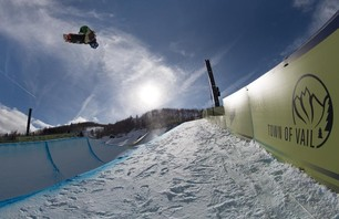 Burton US Open Mens Pipe Finals