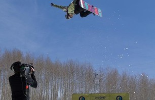 Burton US Open Womens Pipe Finals